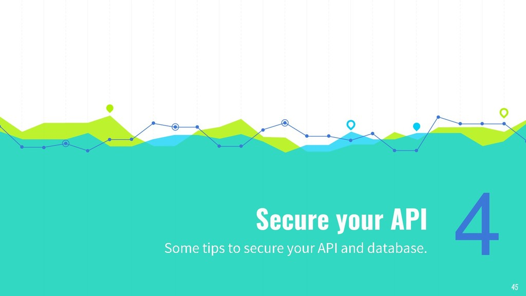 Secure your API 4 45