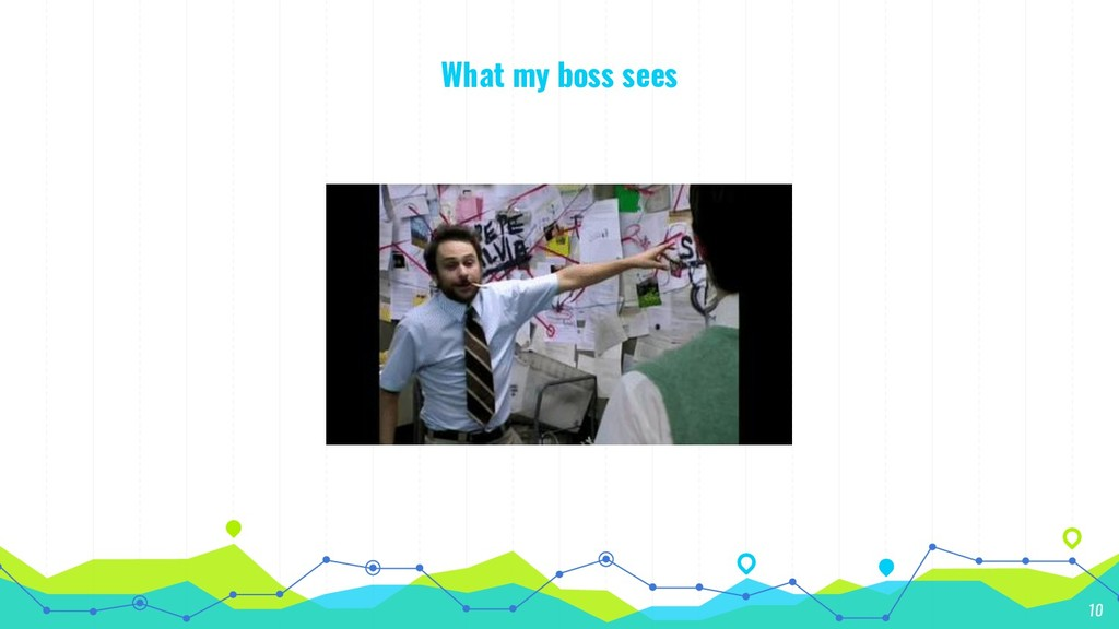 What my boss sees 10