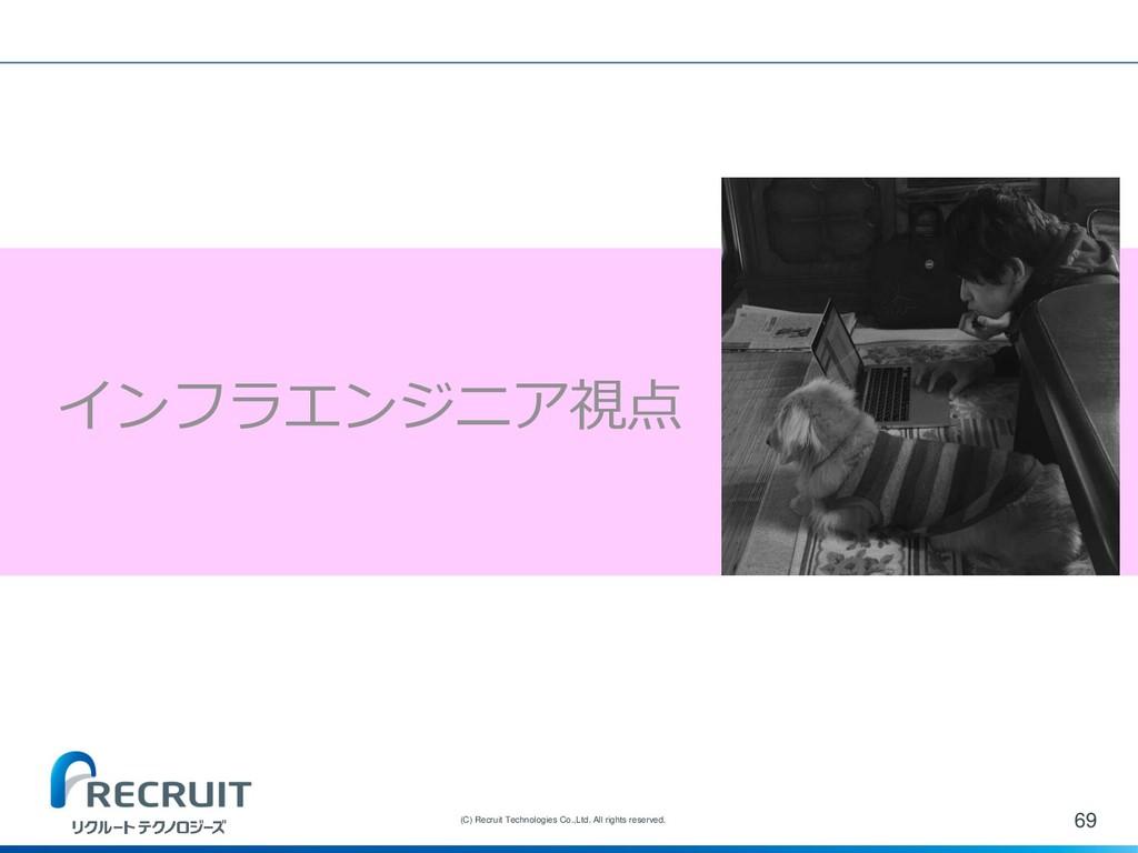 69 (C) Recruit Technologies Co.,Ltd. All rights...