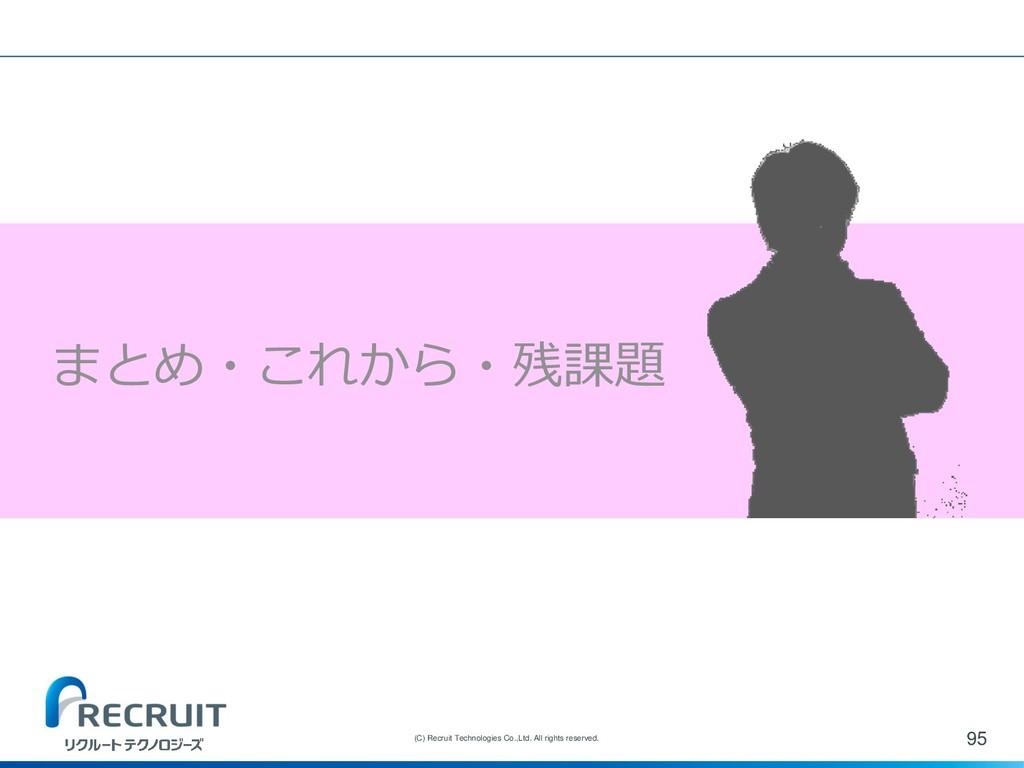 95 (C) Recruit Technologies Co.,Ltd. All rights...