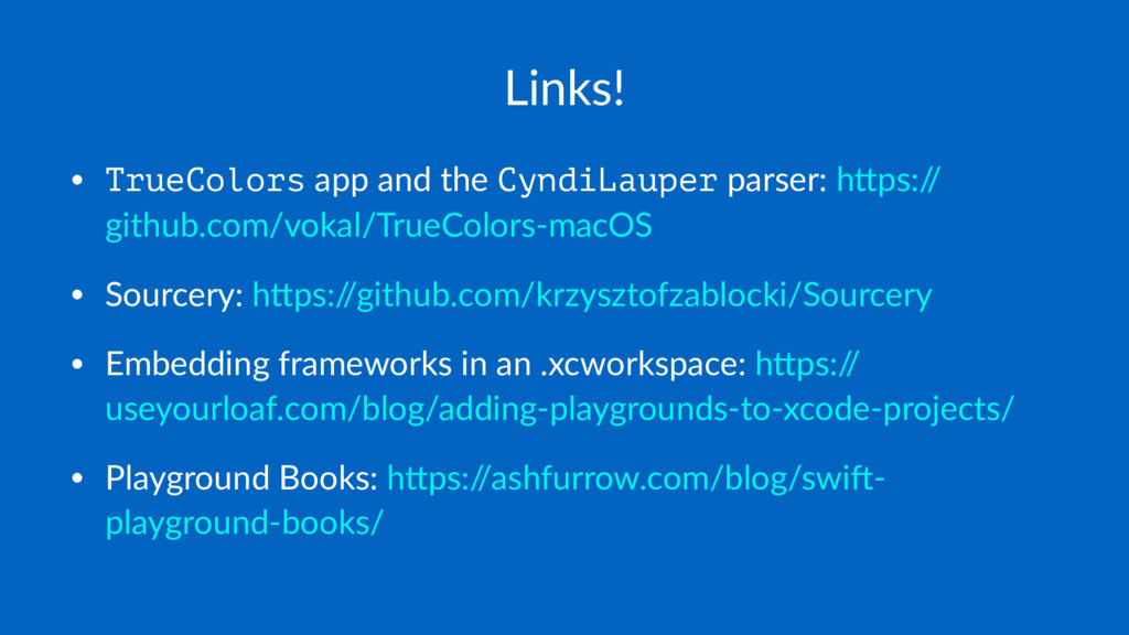 Links! • TrueColors app and the CyndiLauper par...