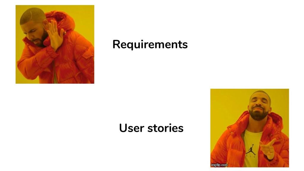 @kubem Requirements User stories