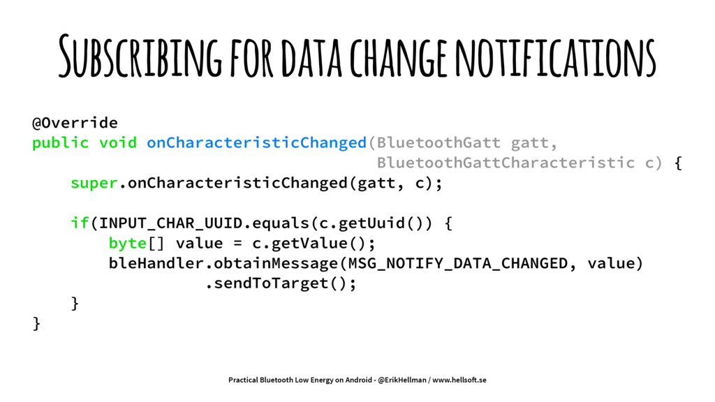 Subscribing for data change notifications @Over...