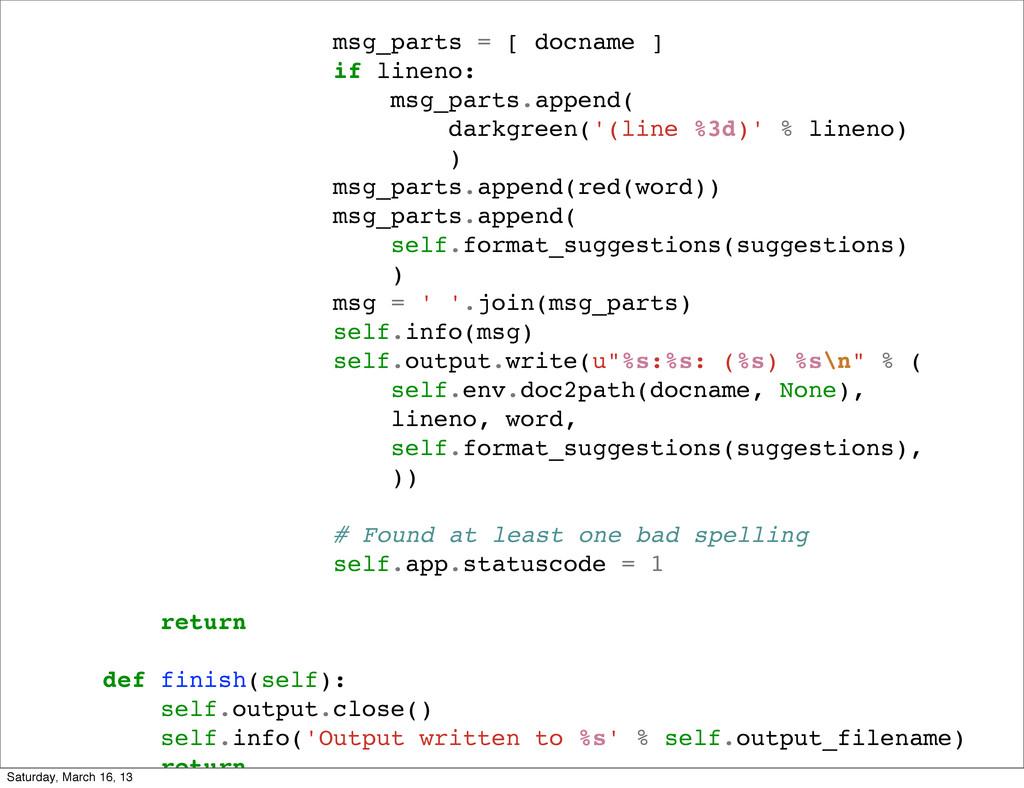 msg_parts = [ docname ] if lineno: msg_parts.ap...