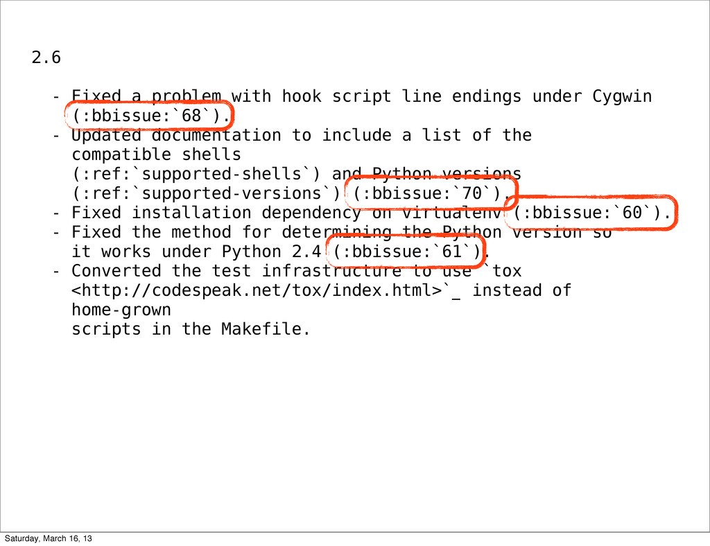 2.6 - Fixed a problem with hook script line end...