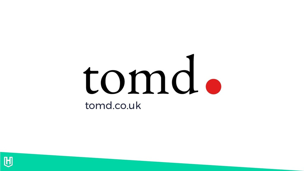 tomd.co.uk