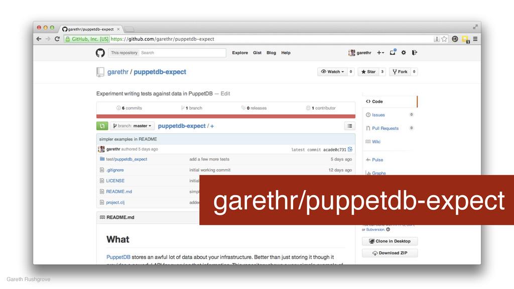garethr/puppetdb-expect Gareth Rushgrove