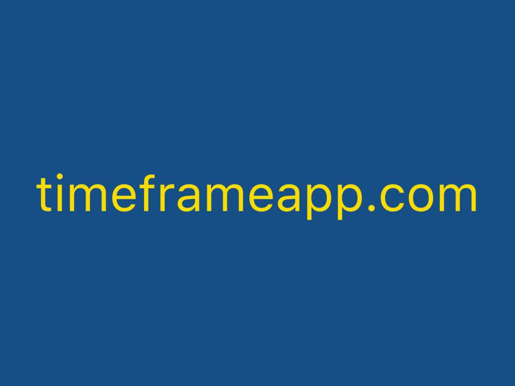 timeframeapp.com