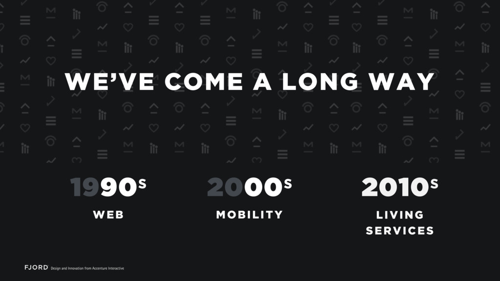 WE'VE COME A LONG WAY WEB MOBILITY LIVING SERVI...