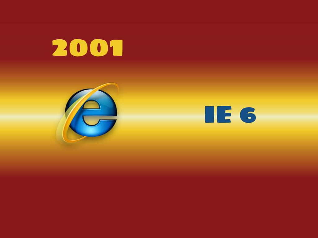 2001 IE 6