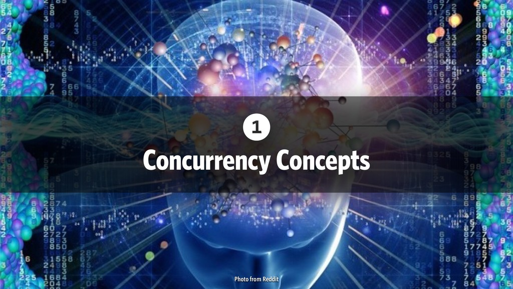 1 Concurrency Concepts Photo from Reddit