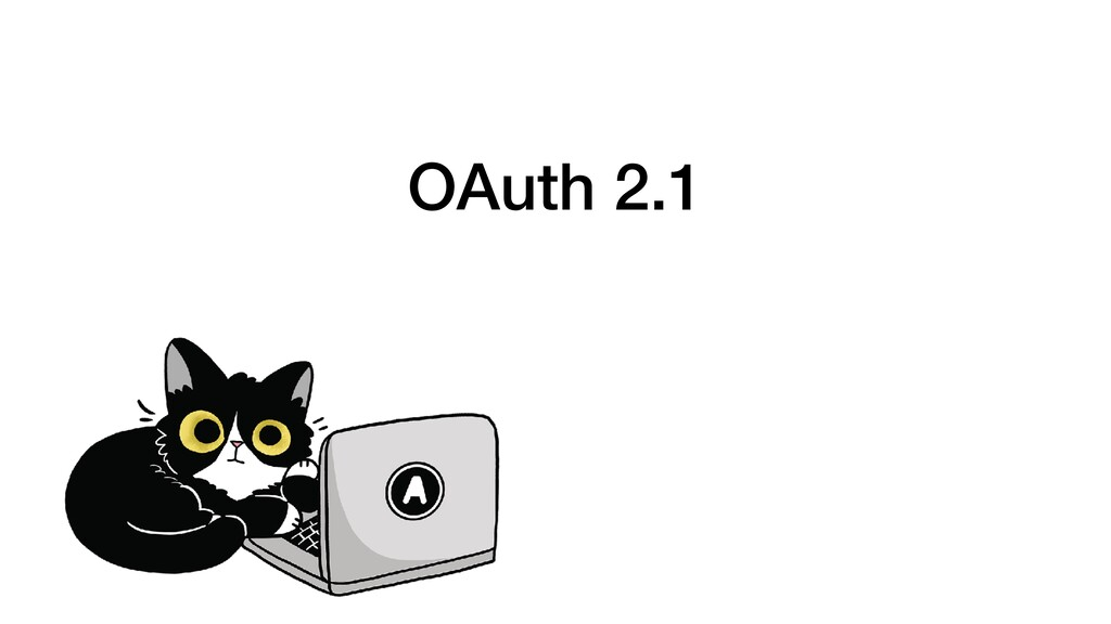 OAuth 2.1