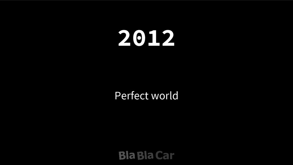 Perfect world 2012