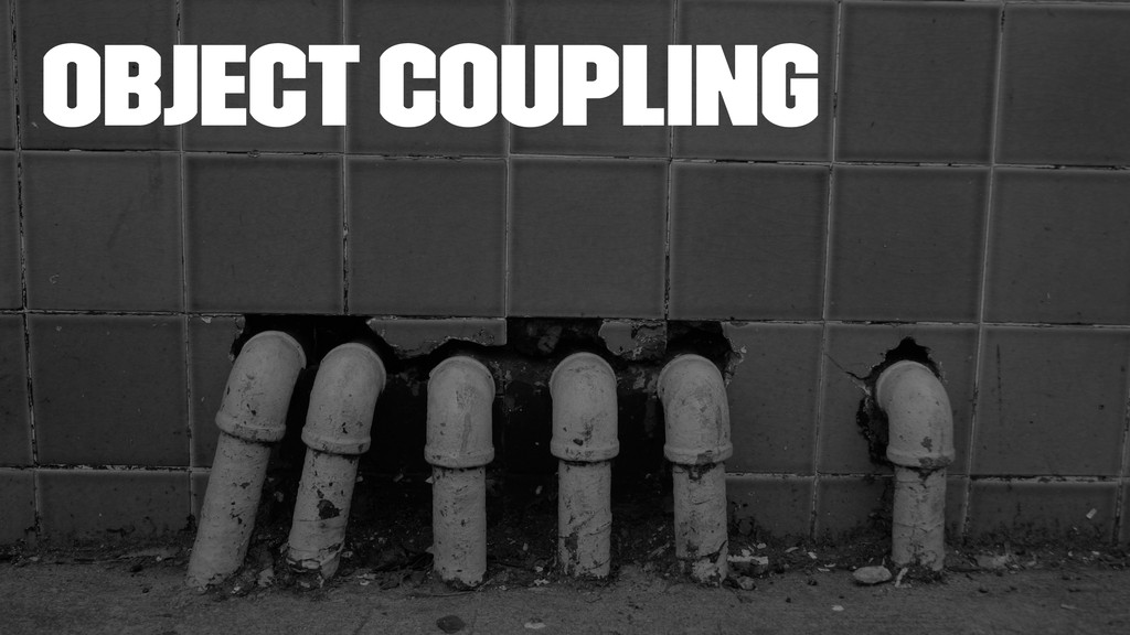 object coupling