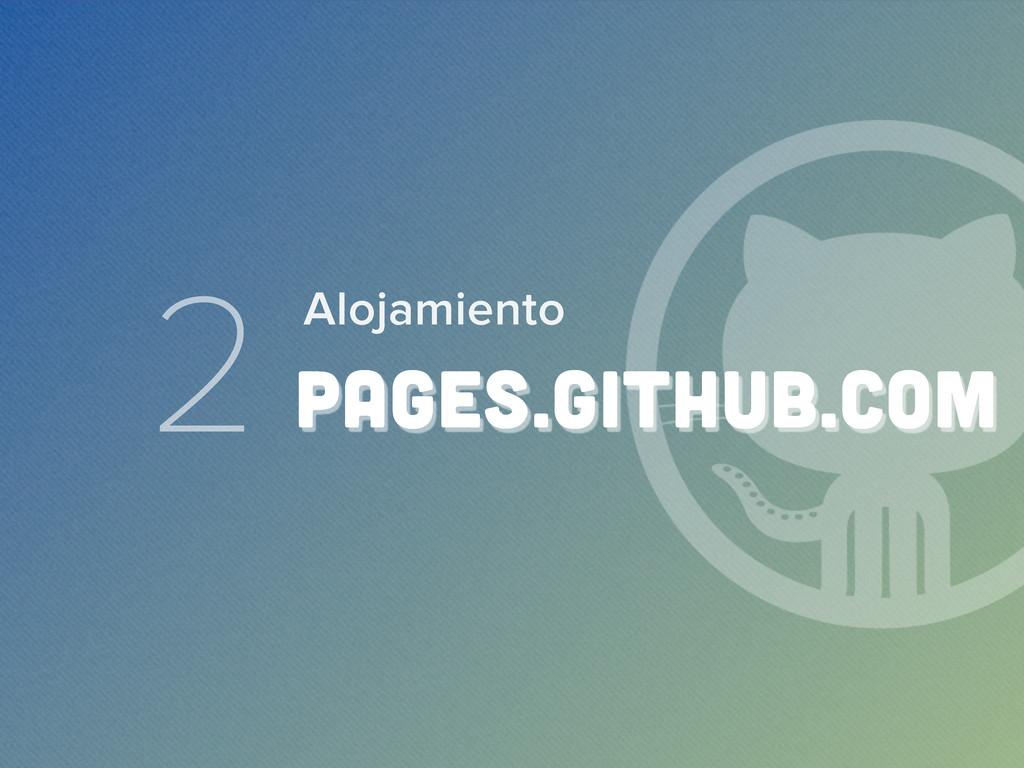 2 pages.GITHUB.COM Alojamiento
