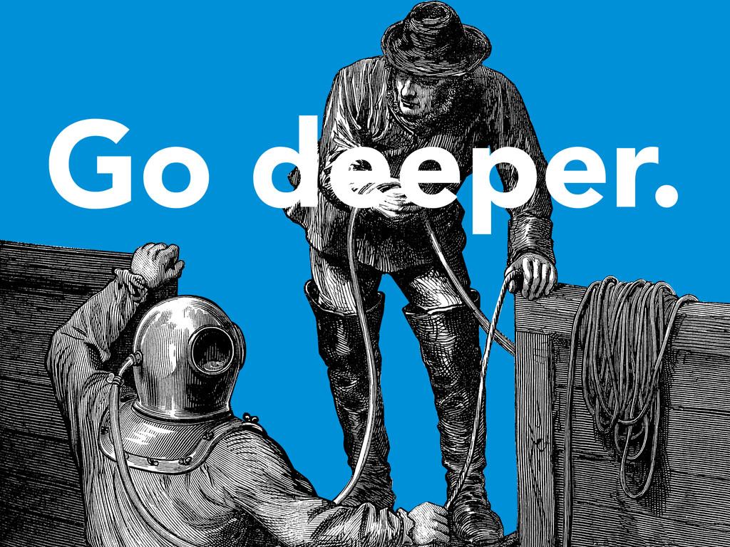 wikipedia.org Go deeper.