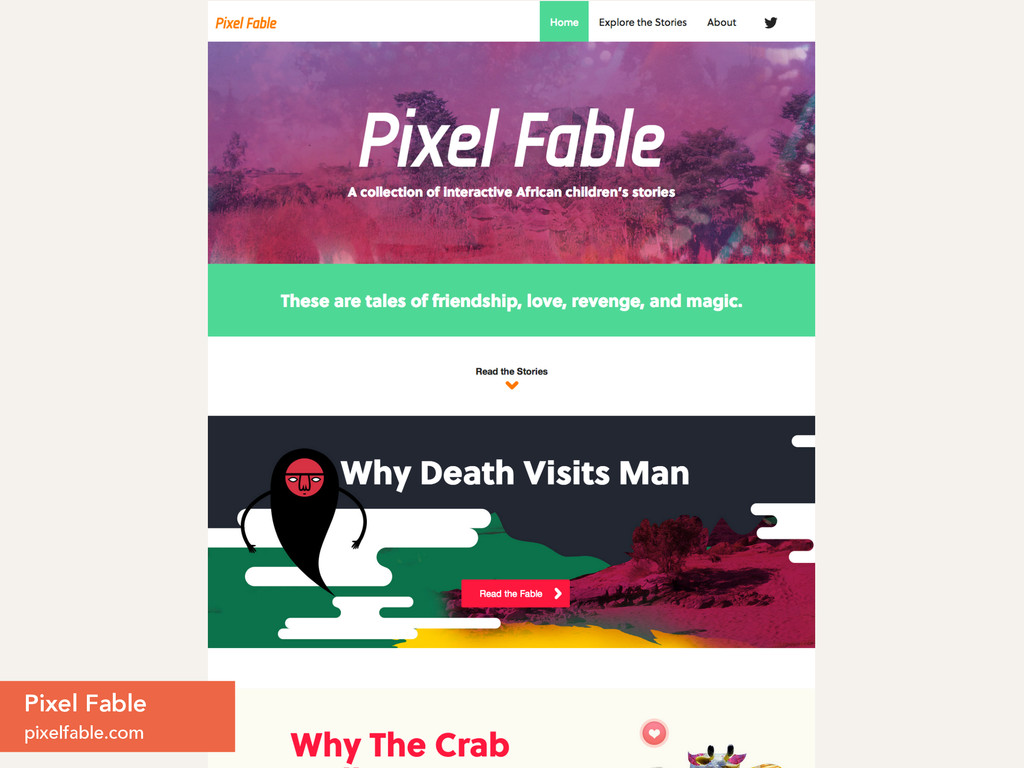 Pixel Fable pixelfable.com