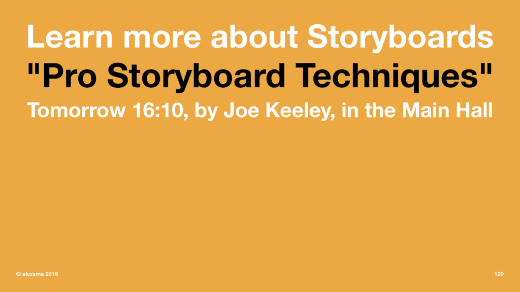 "Learn more about Storyboards ""Pro Storyboard Te..."
