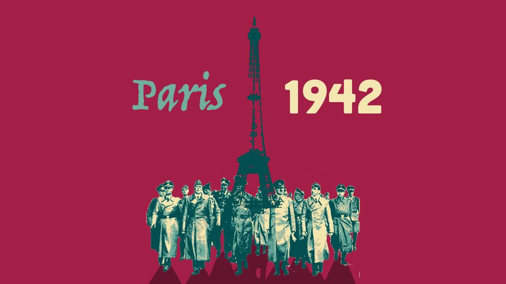 1942 Paris