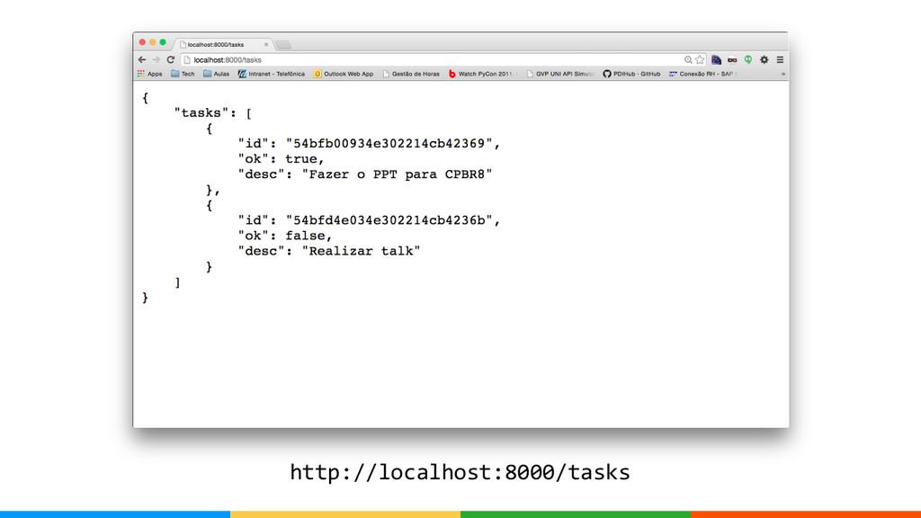 http://localhost:8000/tasks