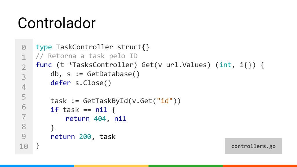 0 1 2 3 4 5 6 7 8 9 10 Controlador type TaskCon...