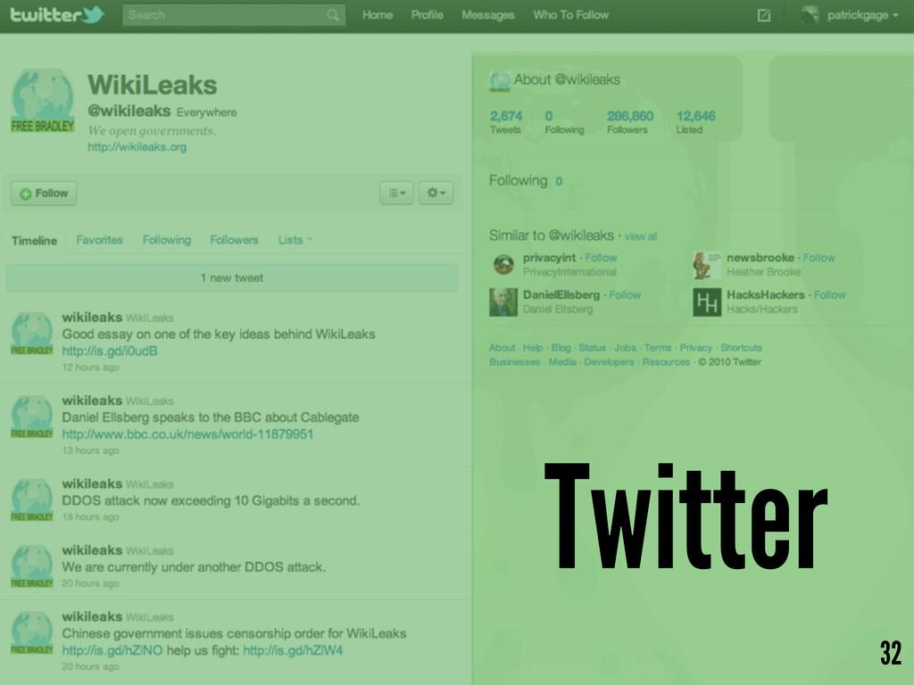 Twitter 32