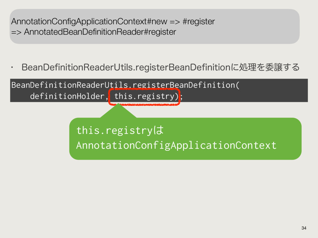 34 AnnotationConfigApplicationContext#new => #re...