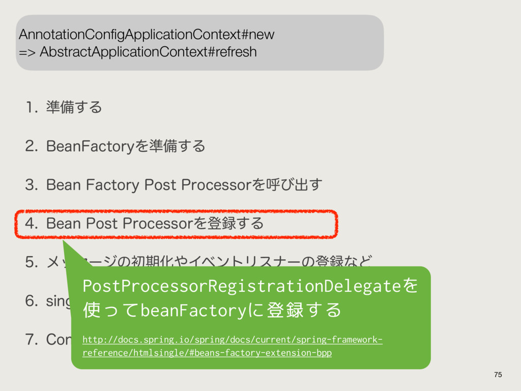 75 AnnotationConfigApplicationContext#new => Abs...