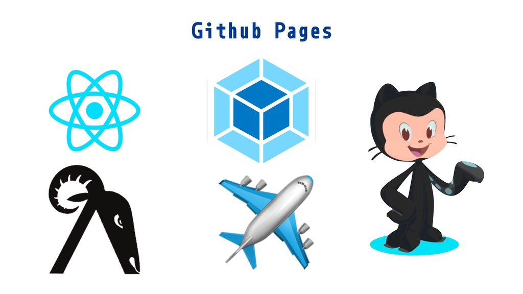 Github Pages ✈