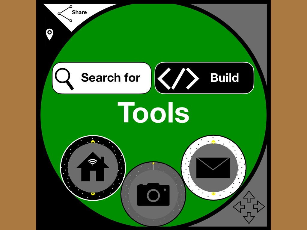 Tools Share Build Search for