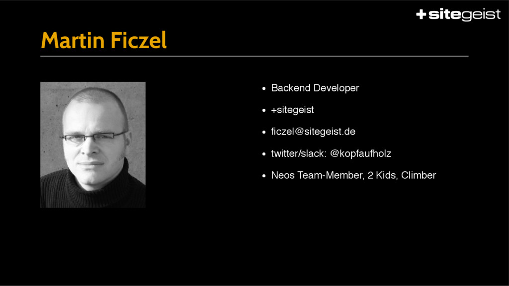 Backend Developer