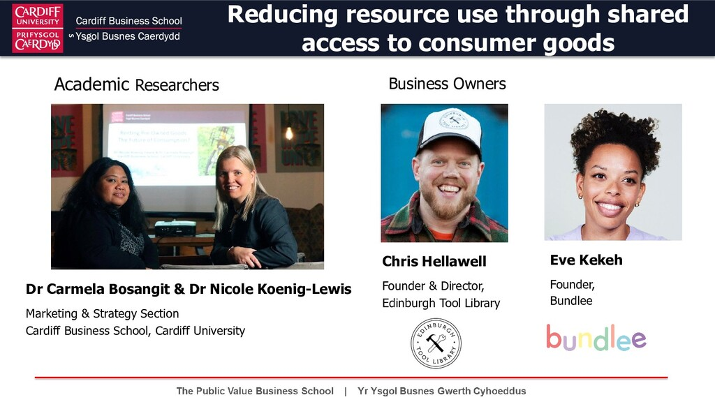 Reducing resource use through shared access to ...