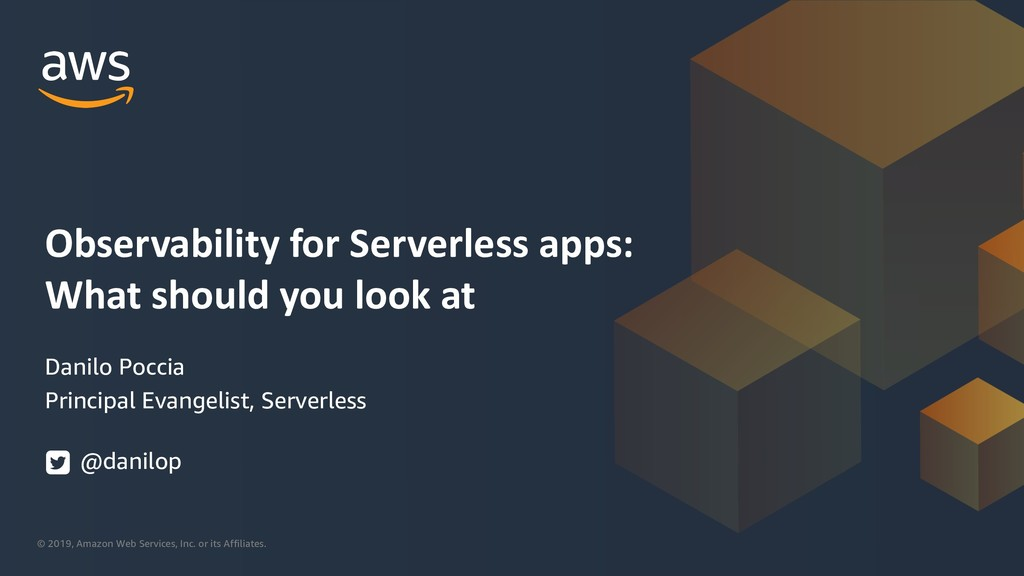 Observability for serverless apps: What should you look at?