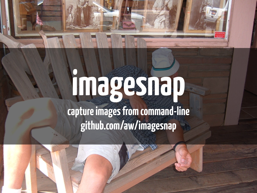 imagesnap capture images from command-line gith...