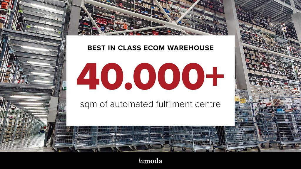 BEST IN CLASS ECOM WAREHOUSE 40.000+ sqm of aut...