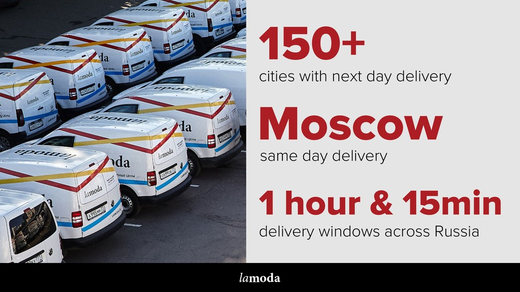 150+ 1 hour & 15min Moscow cities with next day...