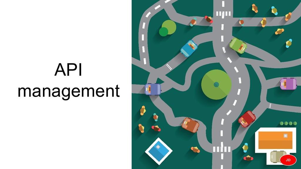 API management JD