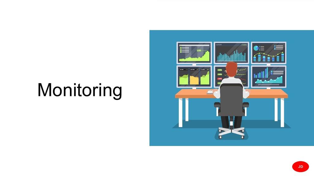 Monitoring JD