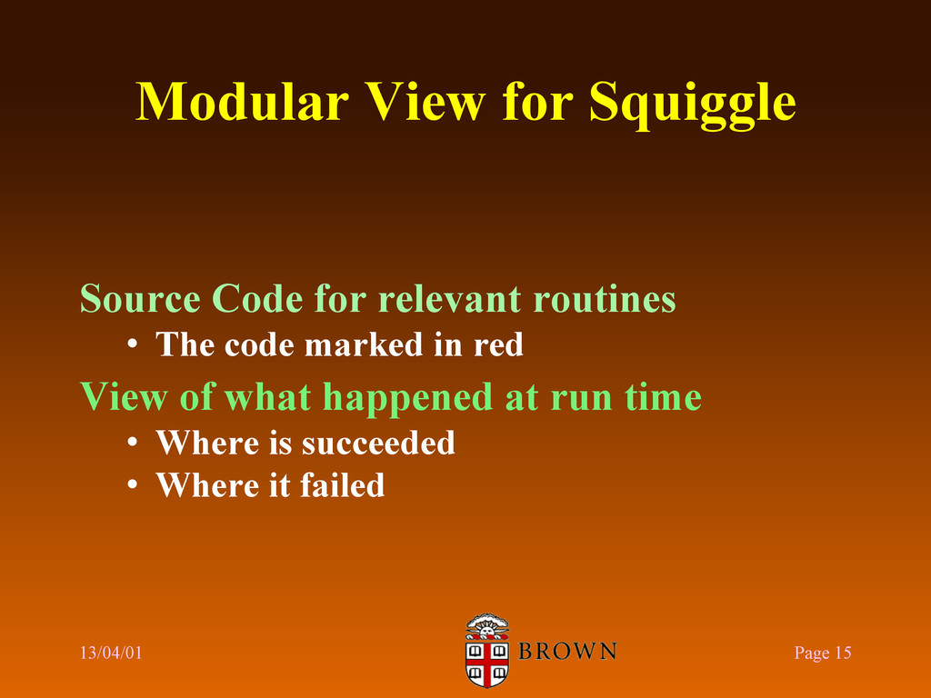 Modular View for Squiggle Source Code for relev...