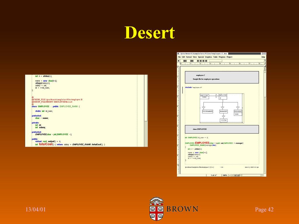 Desert 13/04/01 Page 42