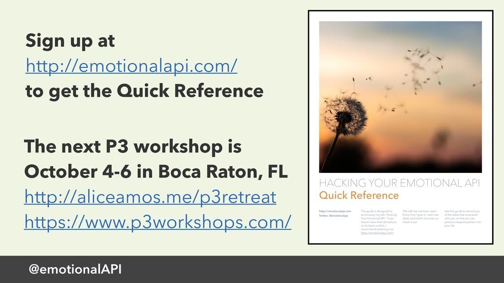 @emotionalAPI Sign up at http://emotionalapi.co...
