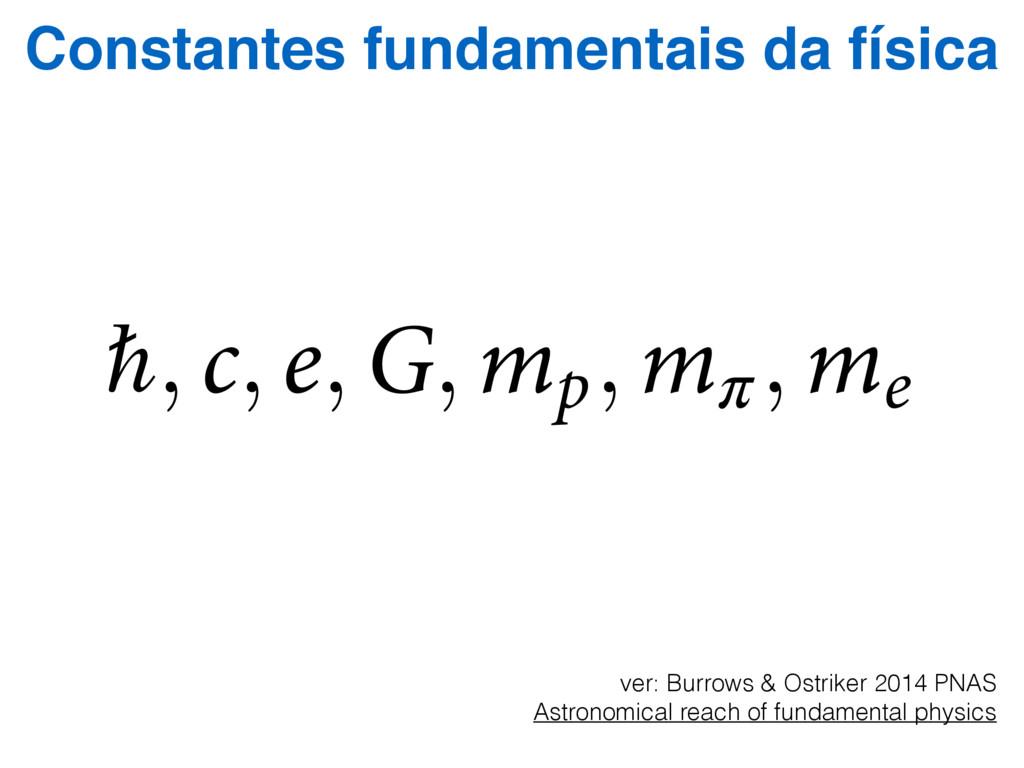 Constantes fundamentais da física erty. We coul...