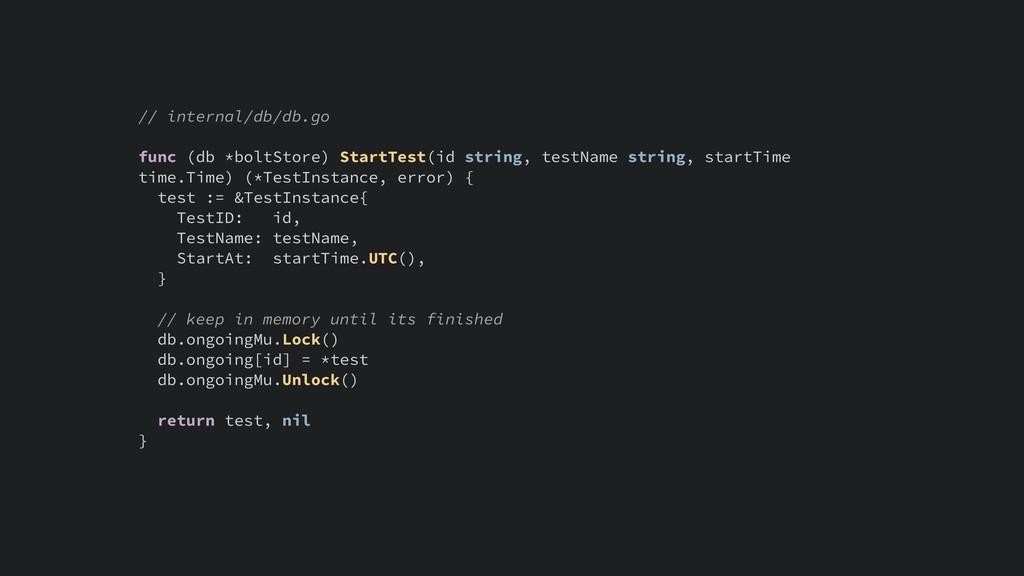 // internal/db/db.go func (db *boltStore) Start...