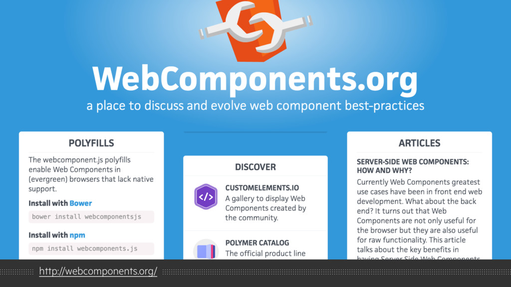 http://webcomponents.org/
