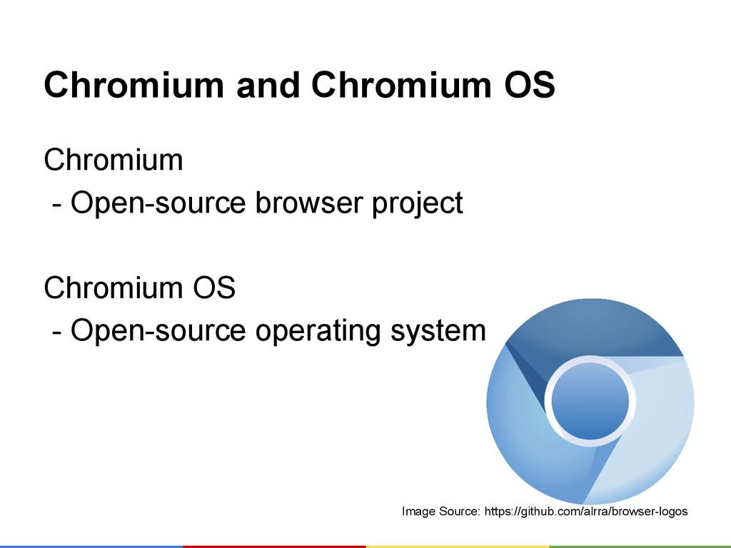 Chromium and Chromium OS Chromium - Open-source...