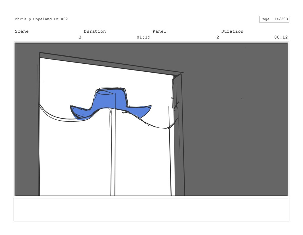 Scene 3 Duration 01:19 Panel 2 Duration 00:12 c...