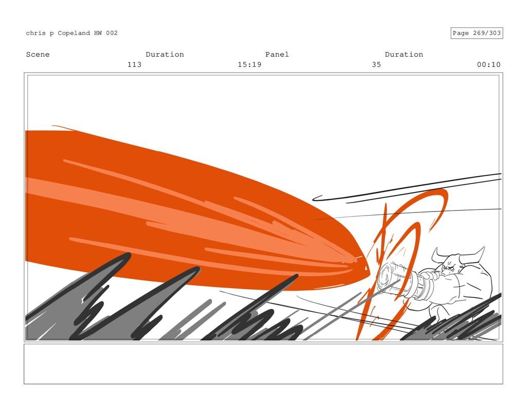 Scene 113 Duration 15:19 Panel 35 Duration 00:1...