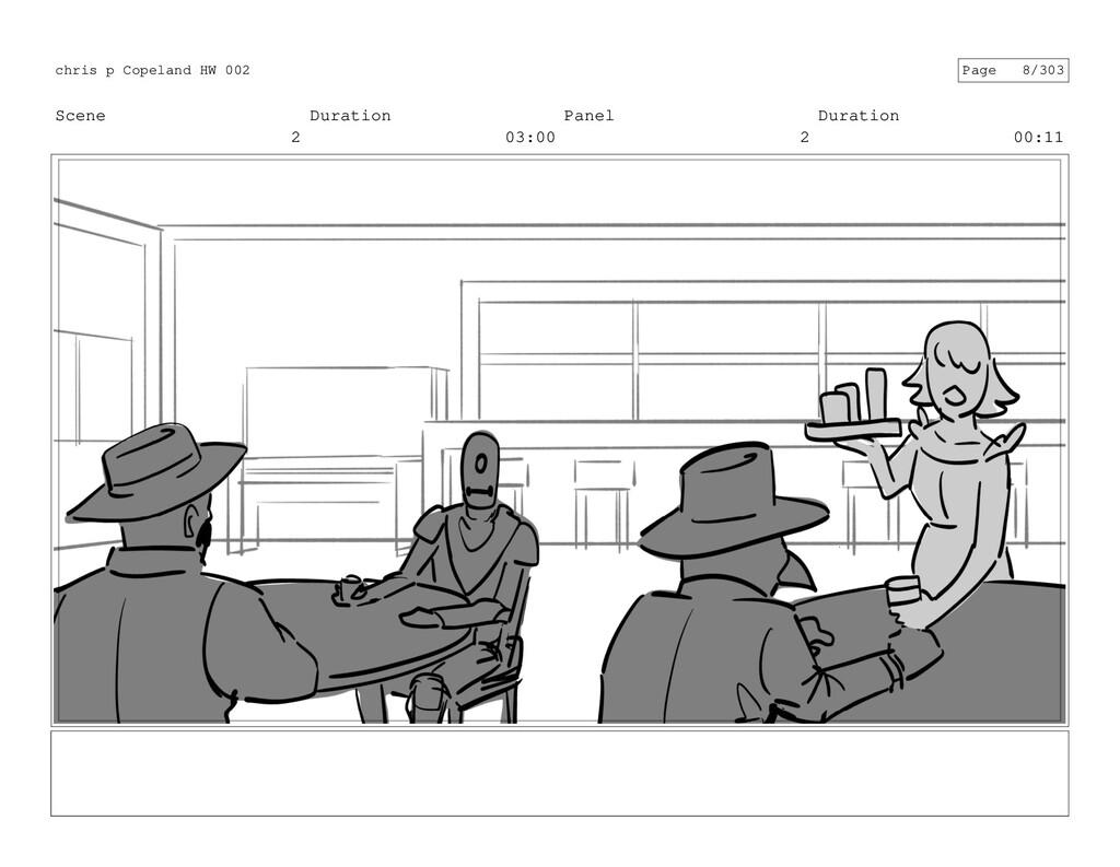 Scene 2 Duration 03:00 Panel 2 Duration 00:11 c...