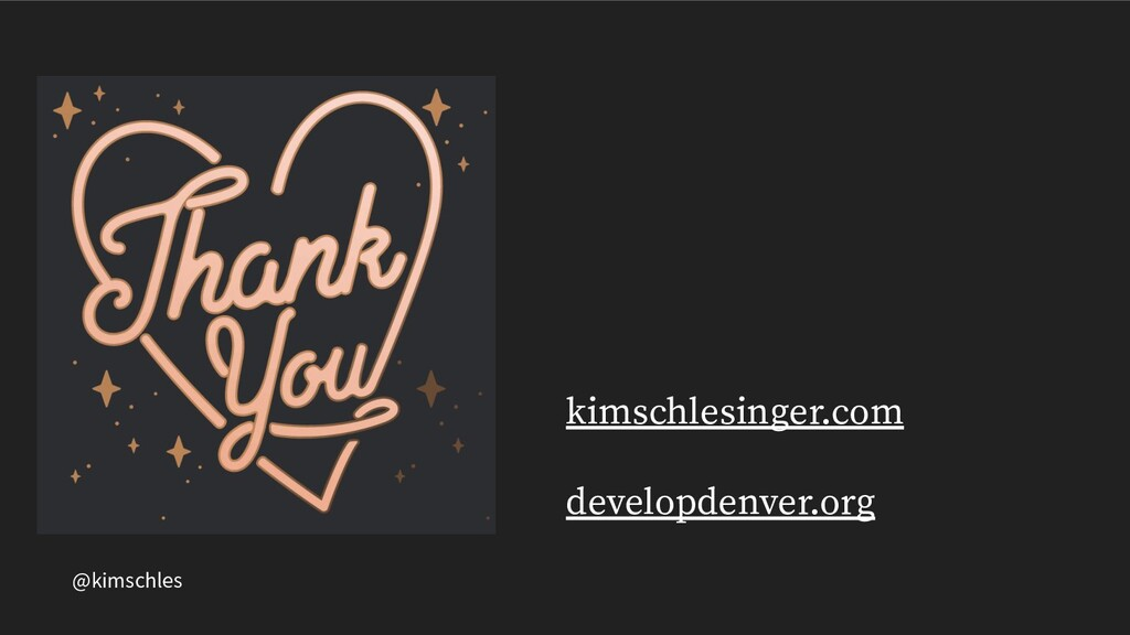 @kimschles kimschlesinger.com developdenver.org