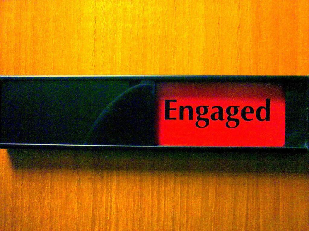 Engage.